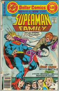 Superman Family #185 GD Front Cover