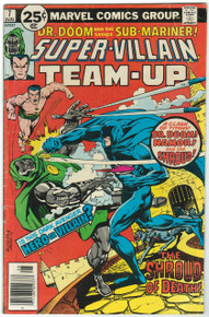 Super Villain Team Up #7 GD Front Cover