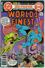 World's Finest Comics #266 FN Front Cover