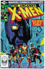 Uncanny X-Men #149 VF Front Cover