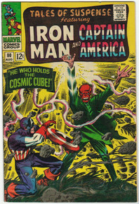 Tales of Suspense #80 VF Front Cover