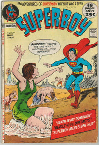 Superboy #179 Very Good