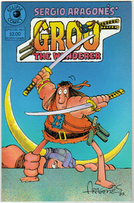 Groo the Wanderer Special #1 NM Front Cover