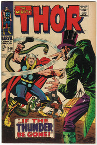 Thor #146 FN Front Cover