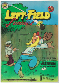 Left Field Funnies #1 VF Front Cover
