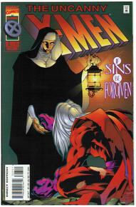 Uncanny X-Men #327 VF/NM Front Cover