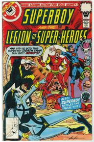 Superboy #246 FN Front Cover