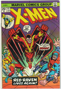 X-Men #92 VF+ Front Cover