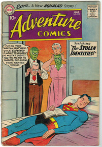 Adventure Comics #270 GD Front Cover