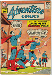 Adventure Comics #285 GD Front Cover