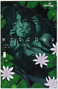 Wytches #1 NM Hastings Variant Front Cover