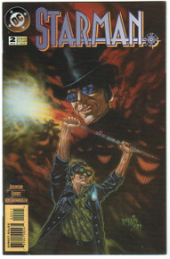 Starman vol. 2 #2 Near Mint