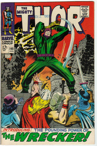 Thor #148 VF Front Cover