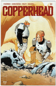 Copperhead #1 NM Front Cover