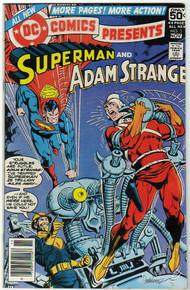 DC Comics Presents #3 VF/NM Front Cover