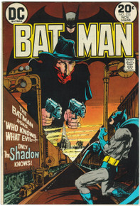 Batman #253 FN Front Cover