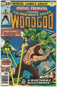 Marvel Premiere #31 FN Front Cover