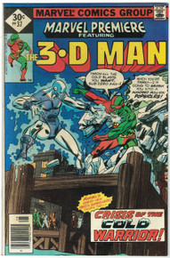 Marvel Premiere #37 FN Front Cover