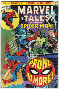 Marvel Tales #60 FN Front Cover