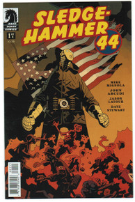 Sledgehammer 44 #1 Near Mint