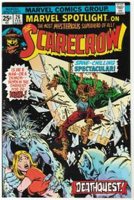 Marvel Spotlight #26 VF/NM Front Cover