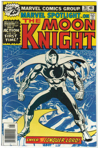 Marvel Spotlight #28 VF Front Cover