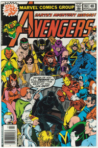 Avengers #181 VF/NM Front Cover