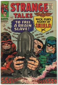 Strange Tales #143 VG Front Cover