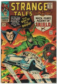 Strange Tales #144 VG Front Cover