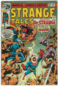 Strange Tales #185 FN Front Cover