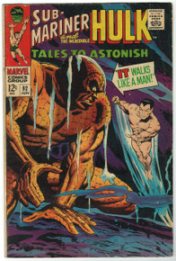 Tales to Astonish #92 VG Front Cover