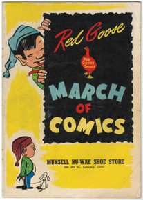 March of Comics #69 GD Front Cover
