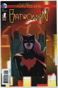 Futures End Batwoman #1 NM Front Cover
