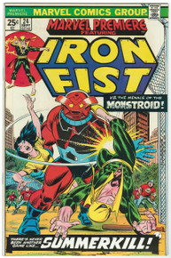 Marvel Premiere #24 VF/NM Front Cover
