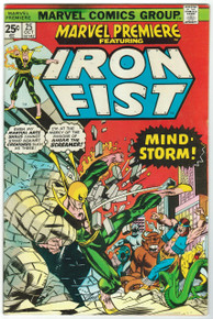 Marvel Premiere #25 VF/NM Front Cover
