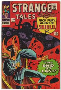 Strange Tales #146 FN/VF Front Cover
