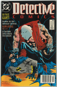 Detective Comics #598 VF/NM Front Cover