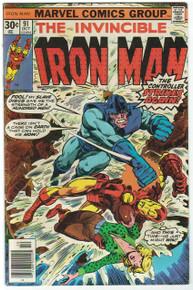 Iron Man #91 FN