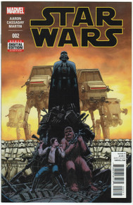 Star Wars #2 NM Front Cover