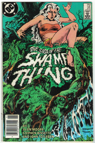 Swamp Thing Vol. 2 #25 FN/VF Front Cover