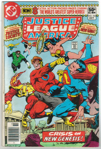 Justice League of America #183 GD Front Cover