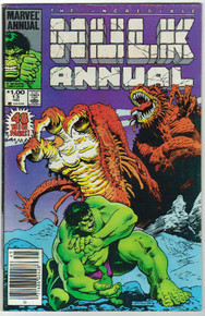 Incredible Hulk Annual #13 FN/VF Front Cover