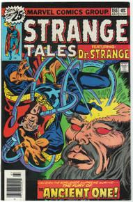 Strange Tales #186 VF Front Cover