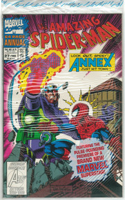 Amazing Spider Man Annual #27 NM Front Cover