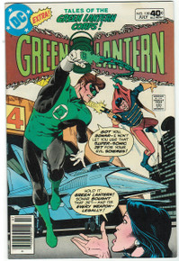 Green Lantern #130 Very Fine/Near Mint