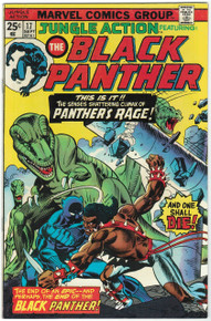Jungle Action #17 VF Front Cover