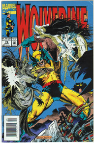 Wolverine #73 Near Mint