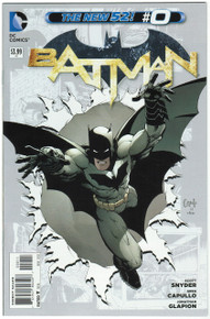 Batman #0 NM Front Cover