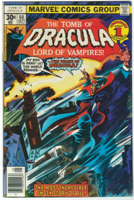 Tomb of Dracula #60 Very Fine