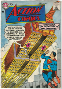 Action Comics #234 VG Front Cover